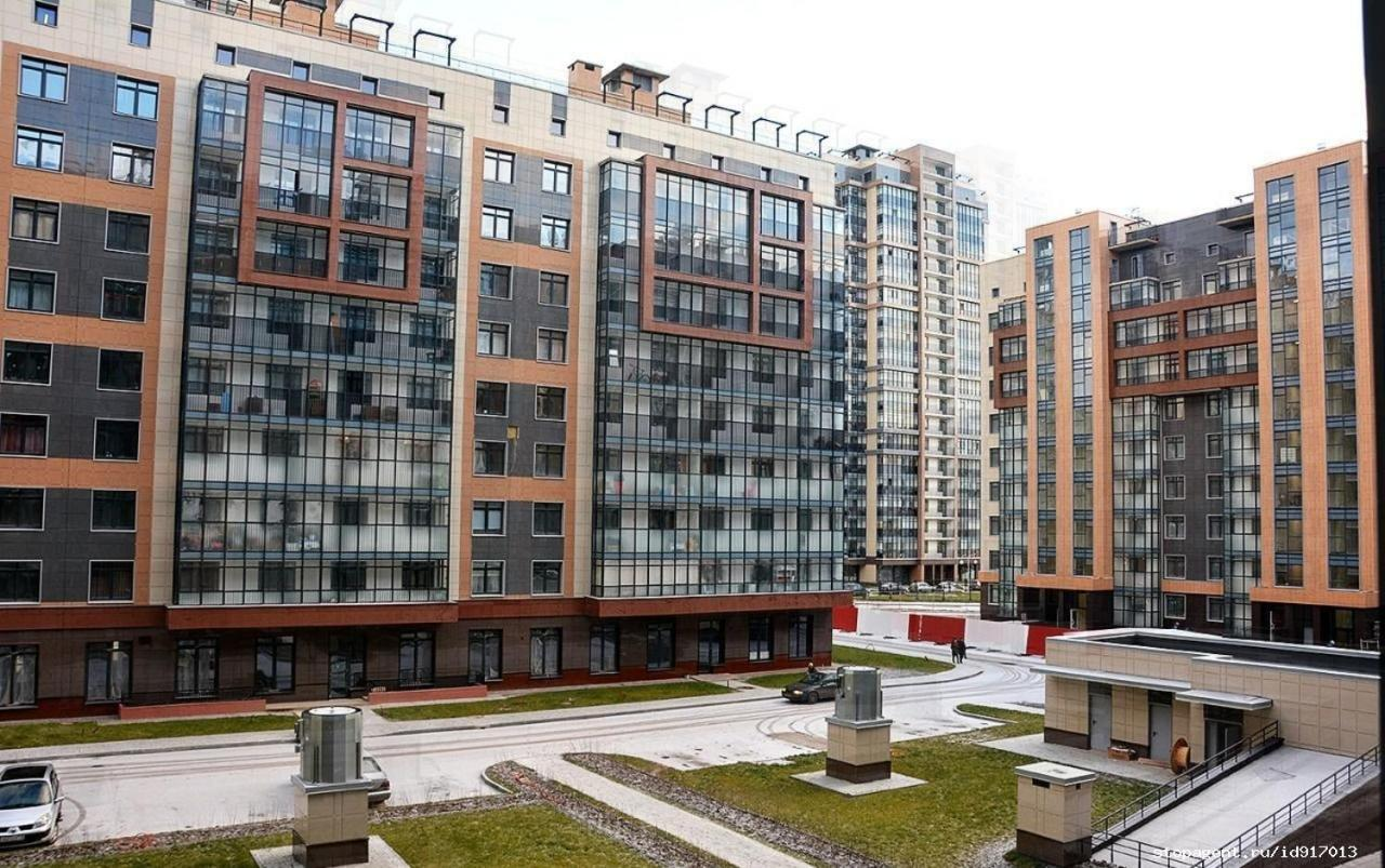 Residential area Baltic Pearl, St. Petersburg: reviews