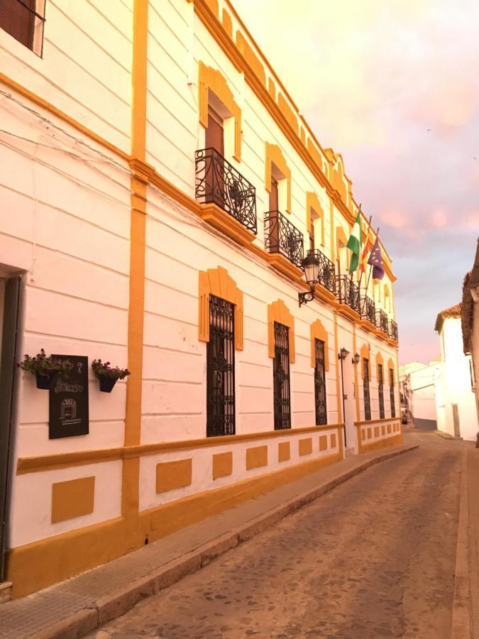 Hotels In El Alcornocal Andalucía