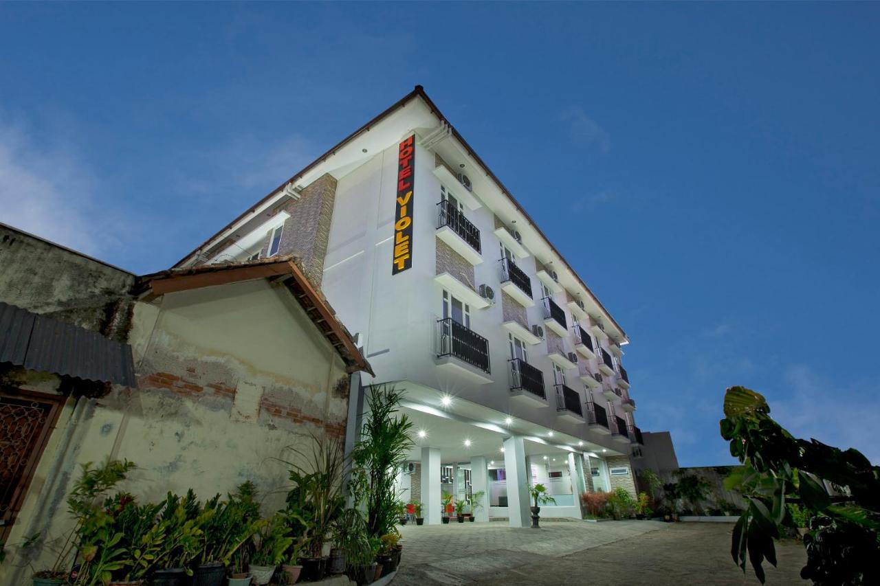 Violet Hotel: hotel description and reviews