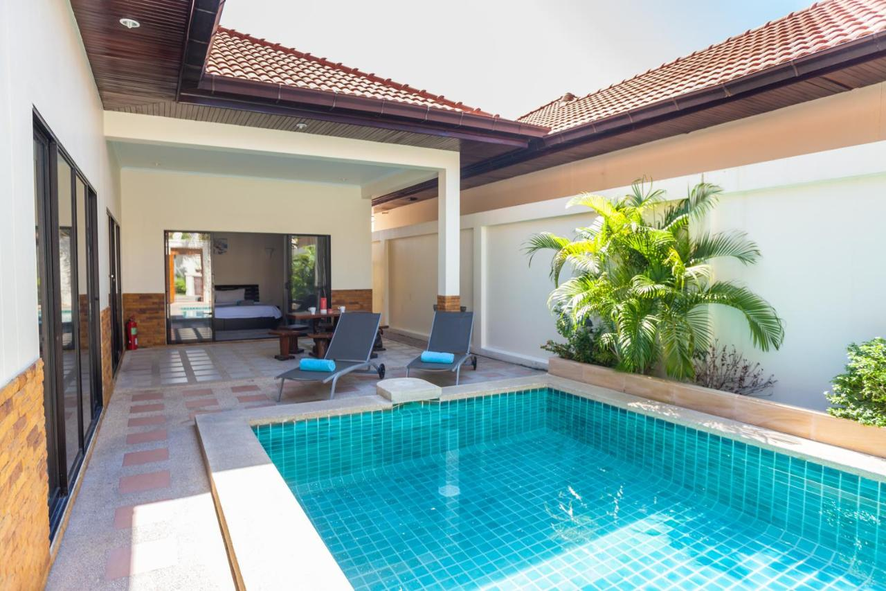 Dasiri Private Beach Pool Villa 39, Pattaya South, Thailand ...