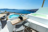 Santorini`s Balcony Art Houses