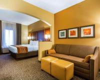 Comfort Suites Hotel Ramsey Usa Deals