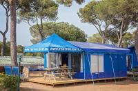 Super lodge tent type 2