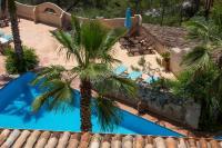 Cottage Orient at Masia Nur Sitges