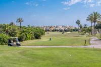 Roda Golf med takterass och fantastisk utsikt över La Manga