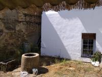casa rustica en plena dehesa extremeña