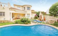 Two-Bedroom Holiday Home in Oliva