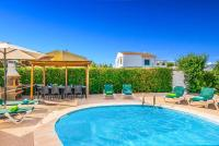 Cala'N Blanes Villa Sleeps 10 Pool Air Con WiFi