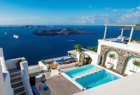 Iconic Santorini, a boutique cave hotel