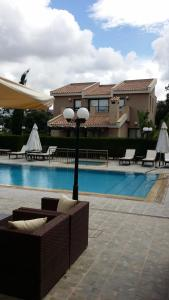 The swimming pool at or near Avillion Holiday Apartments