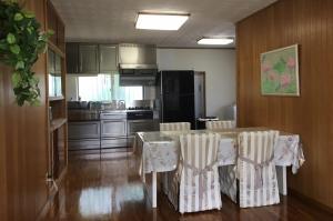 A kitchen or kitchenette at Ishigakijima Pacific Club