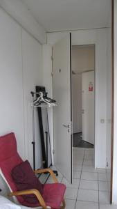 The fitness center and/or fitness facilities at Excellent Rooms Amsterdam