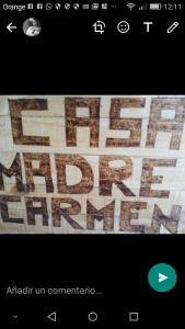 Casa Madre Carmen