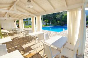 Πισίνα στο ή κοντά στο Vliho Bay Suites & Apartments