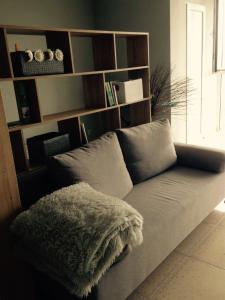 Гостиная зона в Victoria Apartment on Vinogradnaya 4