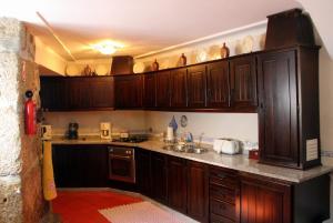 A cozinha ou kitchenette de Casa Pissarra