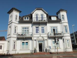 Villa 54 nord deutschland westerland for Design hotel 54 nord