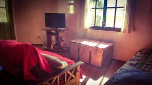Зона вітальні в Departamento Centrico en Tilcara