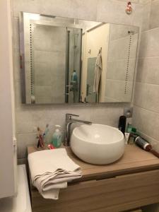 Salle de bains dans l'établissement Cmg Bnf III