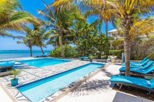 The swimming pool at or near Sprat Bay Luxury Villa