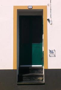 The facade or entrance of Fontes Viewpoint