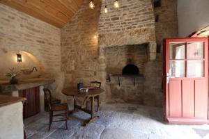 Coin salon dans l'établissement Sarl La Barinoise
