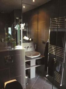 A bathroom at Petit Prince Loft
