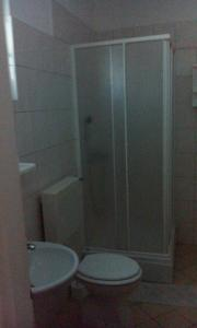 A bathroom at Nataša apartman