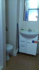 Ванная комната в Апартаменты «В Жилом Комплексе РУ»
