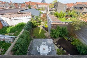 A bird's-eye view of Guesthouse De Roode