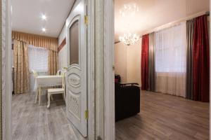 Гостиная зона в Apartments Lux pl.Lenina 8
