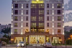 Plaza Hotel Almaty