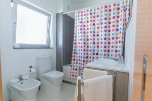 A bathroom at Atlantic Sagres