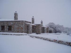 Το Samaria Village τον χειμώνα
