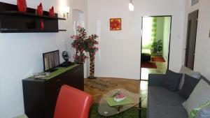 Лобби или стойка регистрации в Apartments Rokytka - Praha
