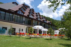 Hotel Makpetrol Mavrovo