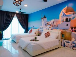 Teega Suites @ Greek Aegean