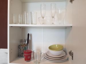Кухня или мини-кухня в Ваша Зона Комфорта На проспекте Астрахова Лондон
