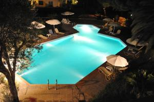 A view of the pool at Niki Hotel Apartments or nearby