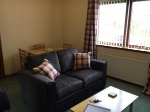 A seating area at Aberlady Two Bedroom House