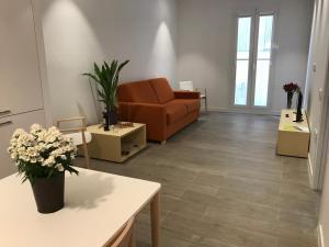 Prostor za sedenje u objektu Cosmo Apartments Marina – Auditori