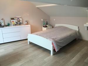 Un ou plusieurs lits dans un hébergement de l'établissement Baron Dauvergne