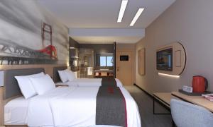 Thank Inn Chain Hotel Shaanxi Xi'an Lintong Wannian Road