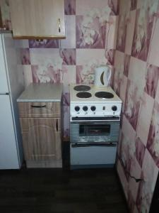 Кухня или мини-кухня в секция римского типа