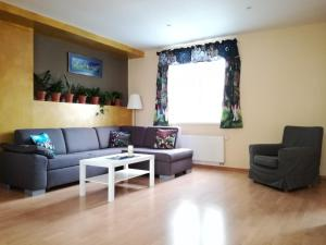A seating area at Best View&Best Location 2BD room apartment
