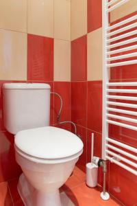 A bathroom at Sweet Home At Dunajska St.