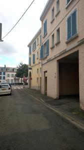 Quartier de l'appartement ou autre quartier proche