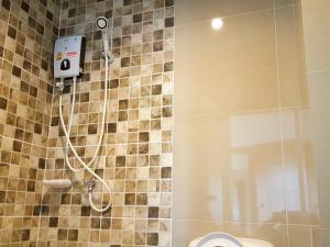 Vannas istaba naktsmītnē THE ALL 24 Luxury Residence