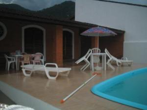 The swimming pool at or near Casa Amoreira