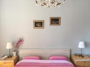 A bed or beds in a room at Istria Apartments Viole